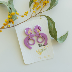 Statement Dangle 'Wildflower Blooming' Collection