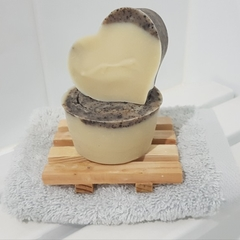 Tallow, Bentonite Clay & Coffee Bean Soap