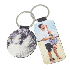 Photo Personalised Keychain. Father's day gift.
