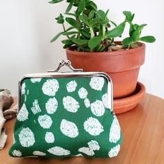 "Medium coin purse ""Forest"""