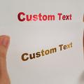 Personalise Customise Custom Make DC Superhero Batman and Robin Mini Figure Coup