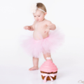 Ready to Ship ~ Small Grace Pink Tutu ~