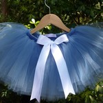 ~ Dusty Blue Tutu ~