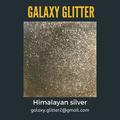 Eco-friendly shimmer body gel - Himalayan silver