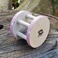 Wooden bell shakers, wooden bell rattle, wooden bell cage