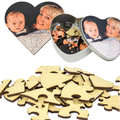 Photo Wooden Jigsaw Puzzle. Personalised Gift