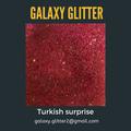 Eco-friendly shimmer body gel - Turkish surprise