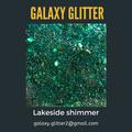 Eco-friendly shimmer body gel - Lakeside shimmer