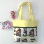 Batgirl Toddler Tote | Toddler bag | Girls bag