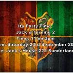 12 x Hogwarts Birthday Party Printed Invitations