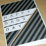 Fathers Day card - Happy Dads Day!