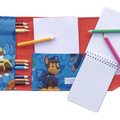 Paw Patrol Pencil Wallet,  pencil case, drawing set, travel toy