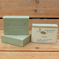 Unscented Pure Olive Oil Bar Soap,  4 bars