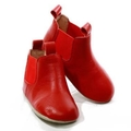 Skeanie Riding Boots Red