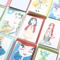 FREE POST | SALE 4 Blank Art Cards | Randomly Selected | Junior Artist