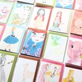 SALE 6 Junior Artist Blank Art Cards Randomly Selected