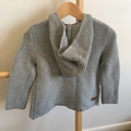Ouch Clothing Knitted Cardigan