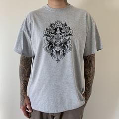 Mens Shirt - Hanya Print. Size M