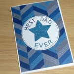 Best Dad Ever - Birthday or Fathers Day card