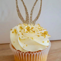 Little Bunny Ears Cupcake  toppers