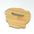 Avocado & Breakfast Lovers Gift Pack / Studs, Brooch & Card / Cute / Free Post
