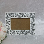 Hand-drawn Rose Picture Frame