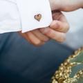 Cufflinks - Wedding cufflinks - Wood Cufflinks - Groom cufflinks - 5 year annive