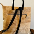 The Becky Backpack - Natural