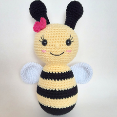 Bumblebee, Bee soft toy, Sweet girl bee