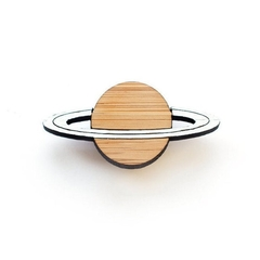 Planet brooch - solar system - astronomy jewelry - astromony gifts - brooch - gi