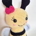 Bumblebee, Bee soft toy, Sweet girl bee