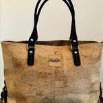 The Madison Handbag - Natural