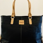 The Madison Handbag - Black