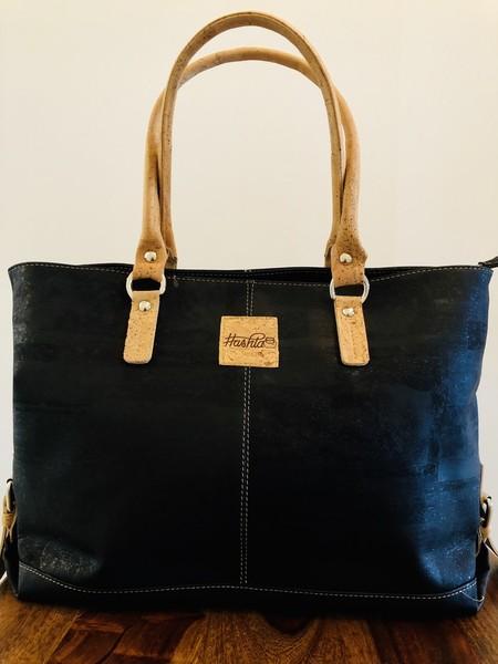 The Madison Handbag - Black