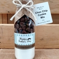 FATHER's DAY Cookie Mix - makes 6 or 12 delicious Choc Chip Cookies