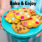 FATHER's DAY Cookie Mix - SMALL - a delicious Choc Chip Cookie mix