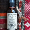 The Shaman ~ Energy Clearing Mist | Clear Quartz Crystal Infused