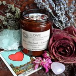 LOVE Alchemy Botanical | Aromatherapy Candle