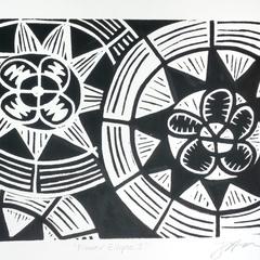 Flower Ellipse 1