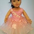 Pink Butterfly Ballet Tutu