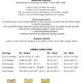 Vest Pattern HARD COPY Paper Sewing Pattern for Little Lads' Reversible Vest
