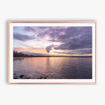 Sunset over Swansea, Fine Art Photography, Australian Landscapes
