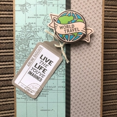 Live the Life You've Imagined, Travel Theme
