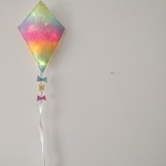 Nightlight Kite Rainbow