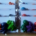 Crayons - Dinosaur shaped - 4 pack - party bags