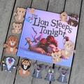 The Lion King Finger Puppet Set