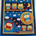OWL OUTDOOR/INDOOR PLAY MAT