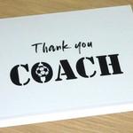 Coach thank you card - Soccer Basketball Netball Football