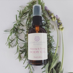 Balancing and Toning Luxe Body Oil | Pregnancy | Massage | Stretch Mark Oil