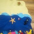 Large Ocean Mat